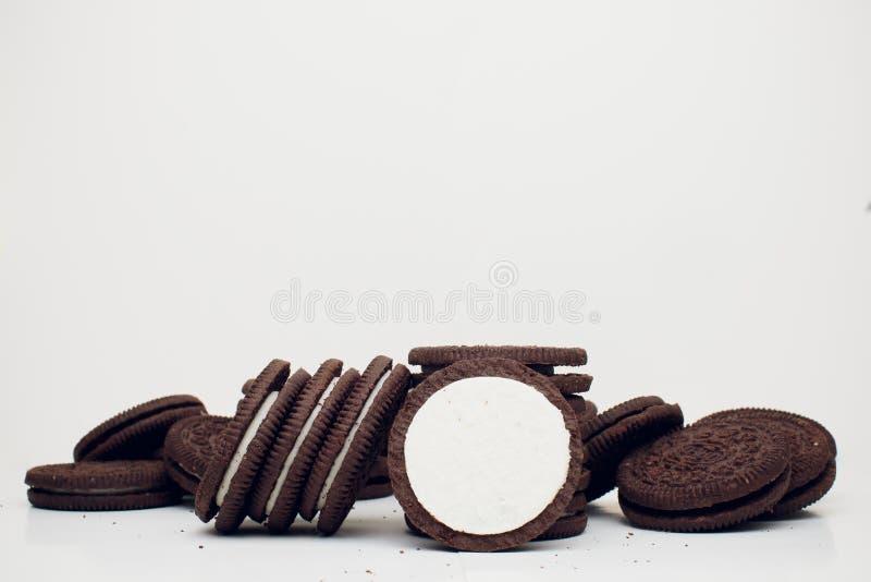 Oreo cookies stock image