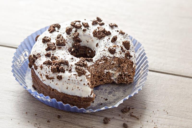 Oreo-Donut lizenzfreie stockfotografie