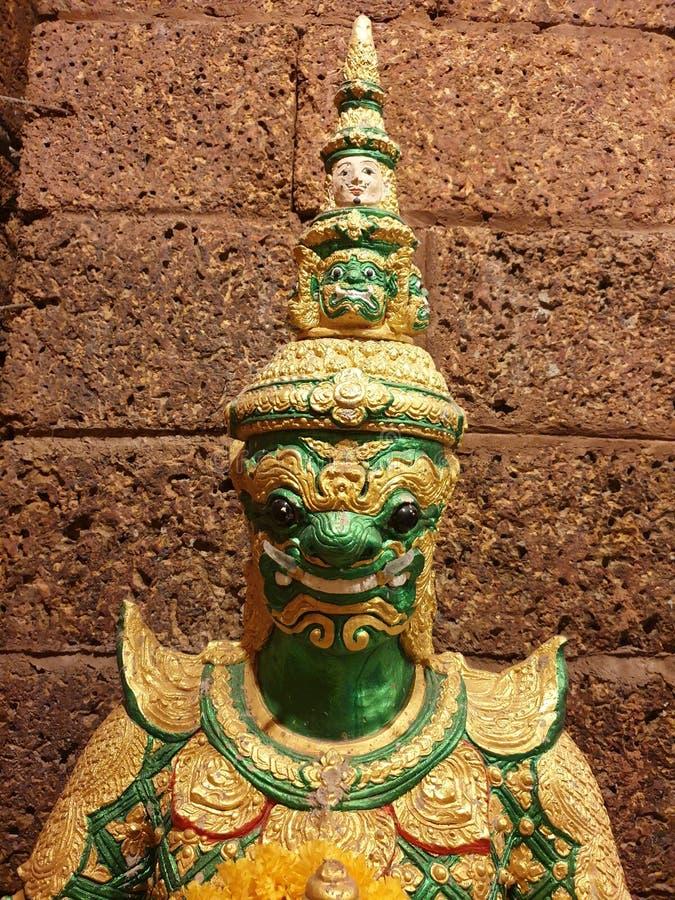 Org verde dalla Tailandia immagine stock