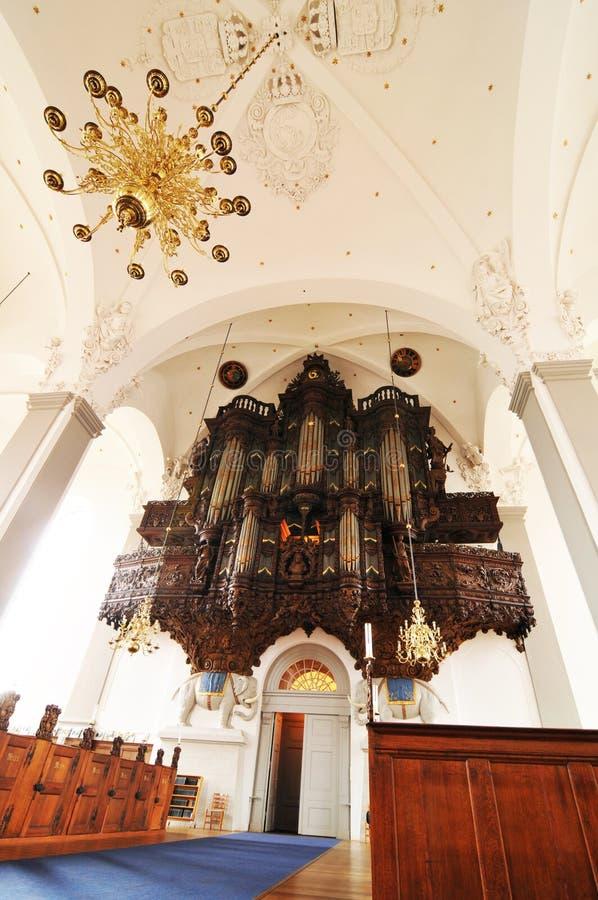 Organ royalty free stock photo