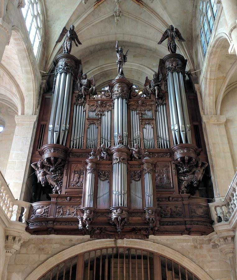 organ stockfoto
