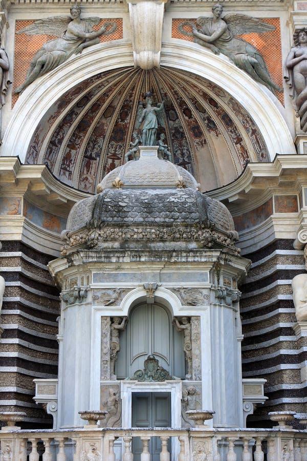 Organ-Brunnen, Tivoli stockfotografie