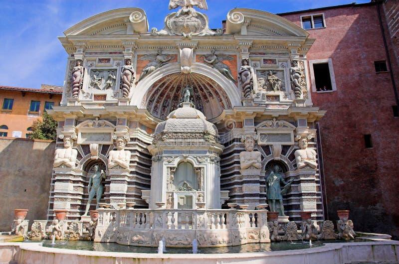 Organ fountain royalty free stock image