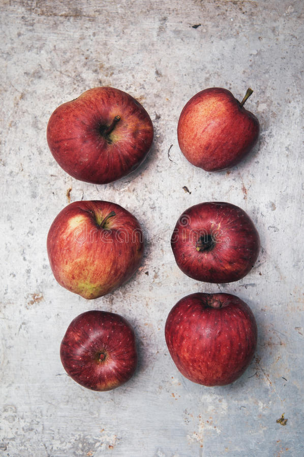 Free Organic Apples Stock Images - 35554194