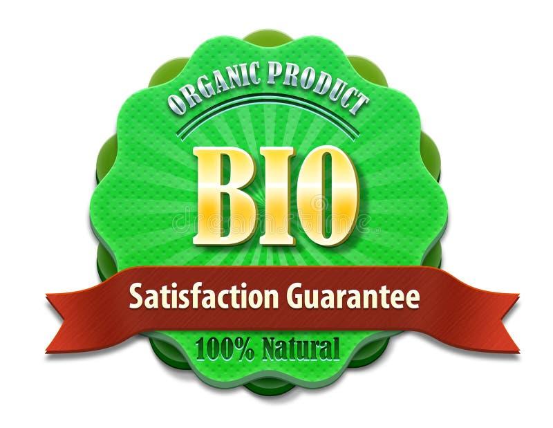 Download Organic badge stock illustration. Image of healthy, item - 29617116