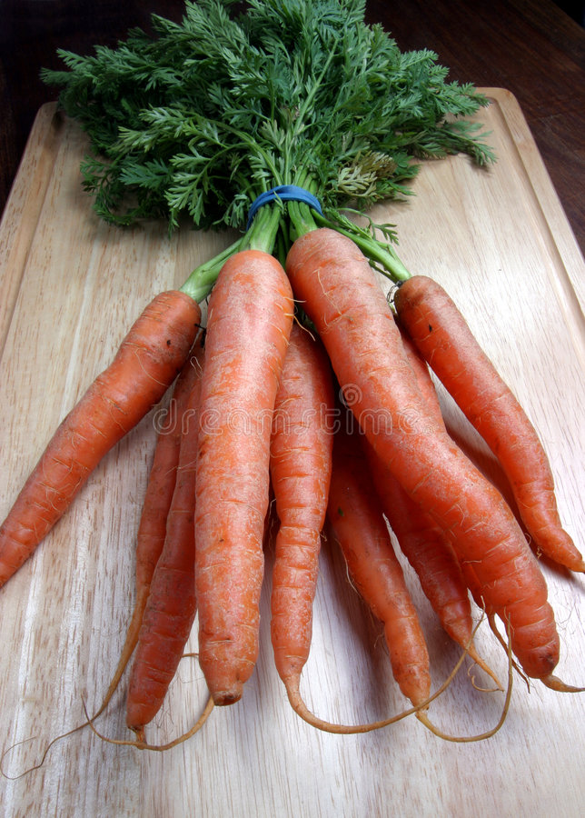 Download Organic Carrots Royalty Free Stock Photo - Image: 83635