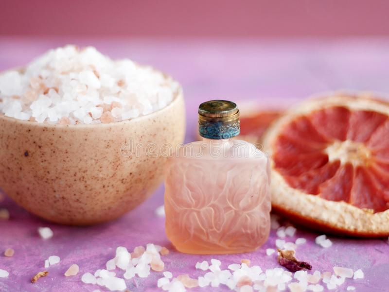 Organic Cosmetic Product stock images