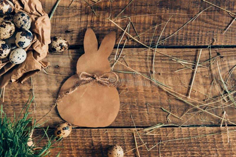 Organic Easter. royalty free stock photos