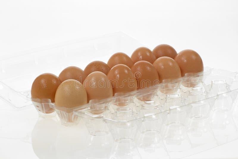 Download Organic Farm Fresh Dozen Eggs Royalty Free Stock Photos - Image: 21063458