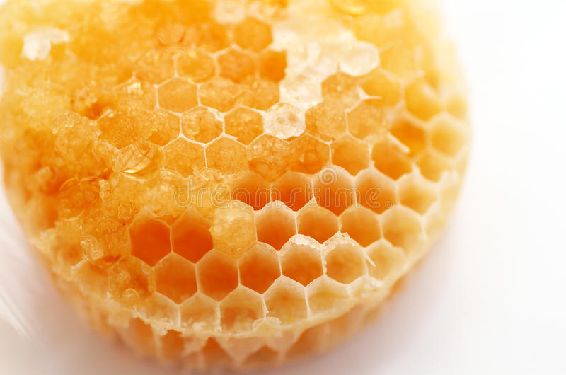 Organic Honey Stock Image