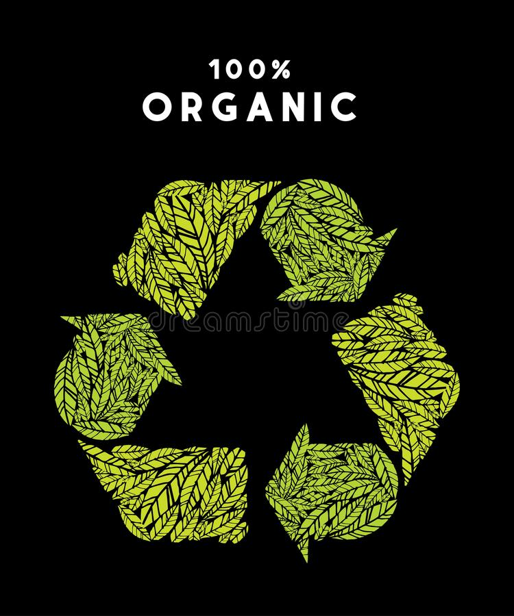 Organic recycle vector – stock illustration – stock illustration file. Organic recycle vector– stock illustration – stock vector illustration