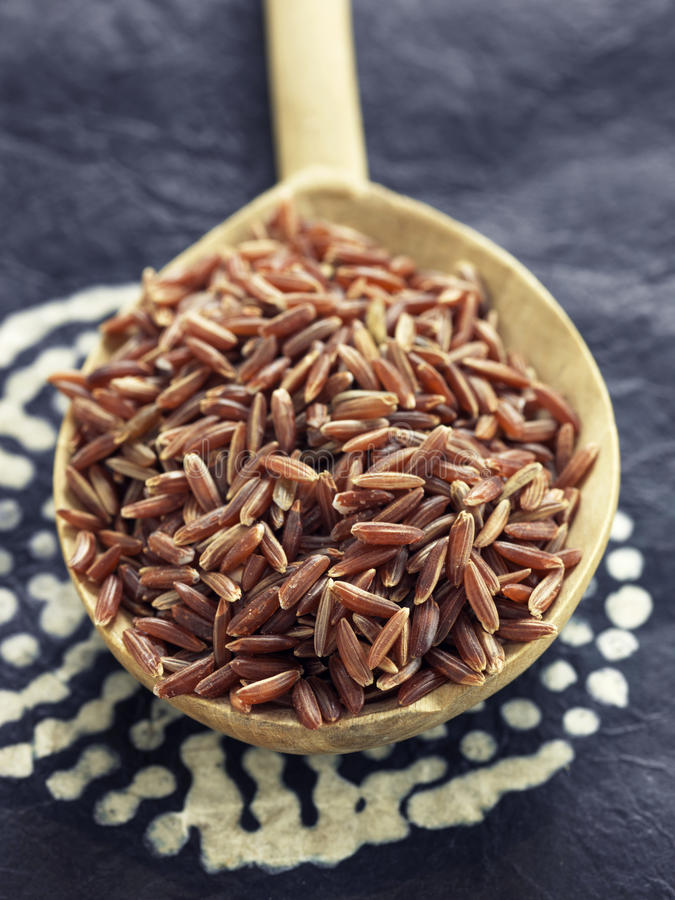 Download Organic Red Rice From Camargue Stock Photo - Image: 23707954