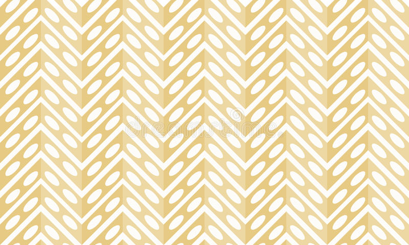 Download Organic Seeds Zigzag Seamless Pattern Stock Image - Image of jagged, block: 91004743