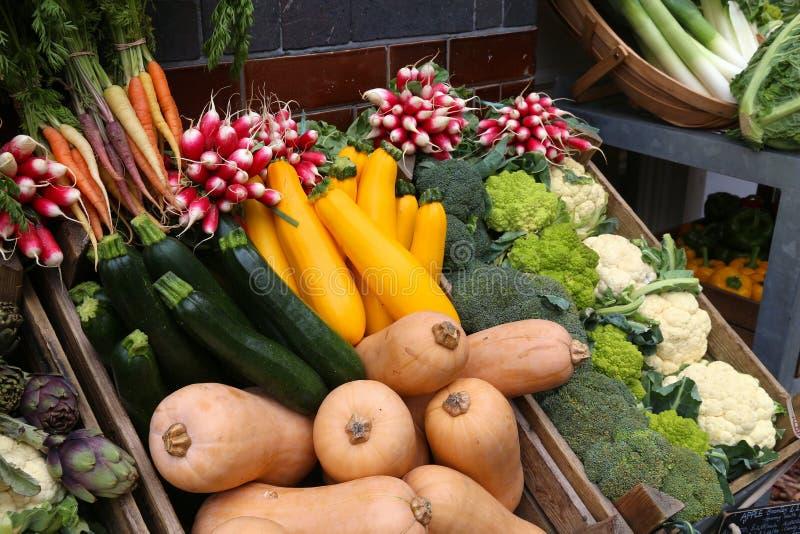Organic shop stock images