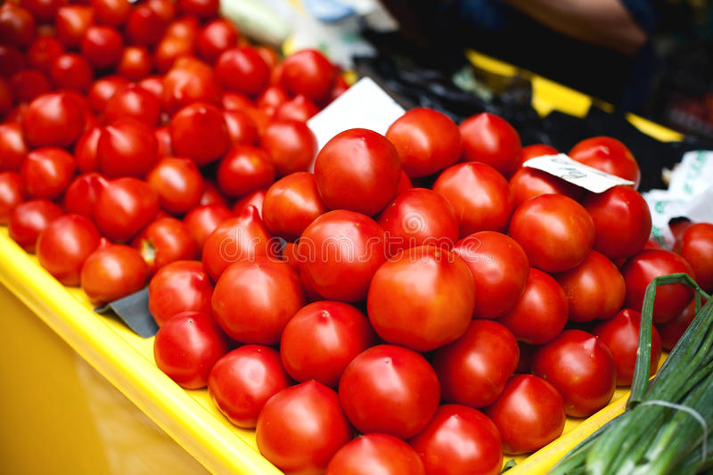 Download Organic tomatoes stock photo. Image of market, grow, garden - 23269508