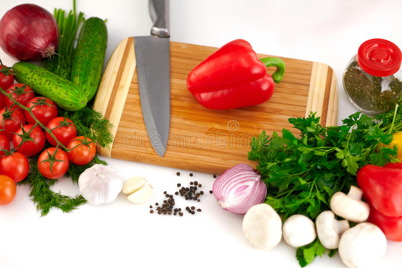 Download Organic Vegetable Background Royalty Free Stock Photos - Image: 28953988