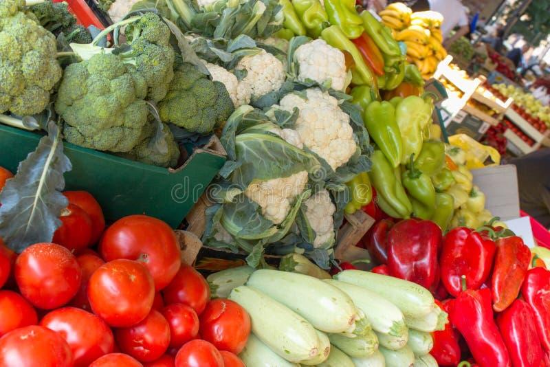 Really Organic Vegetables Stock Photo