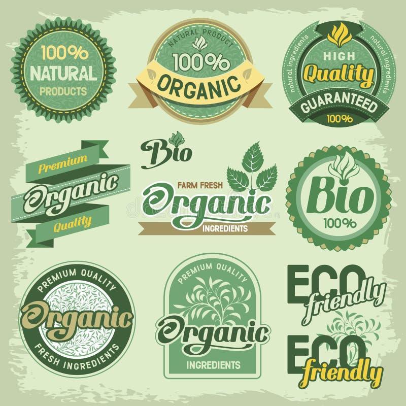 Organicznie etykietki