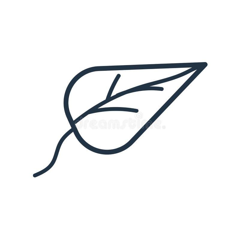 Organicznie ikona wektor odizolowywający na białym tle, Organicznie znak ilustracji