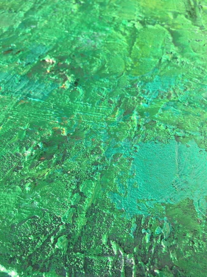 Organicznie sprawy lata tło z zieloną wiosna obrazu teksturą obraz royalty free