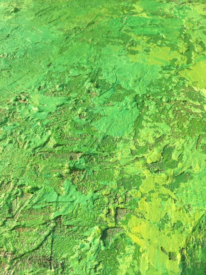 Organicznie sprawy lata tło z zieloną wiosna obrazu teksturą obrazy royalty free