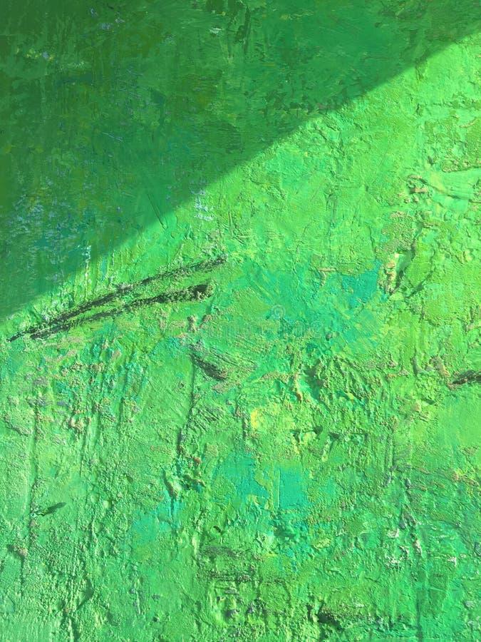Organicznie sprawy lata tło z zieloną wiosna obrazu teksturą zdjęcia royalty free
