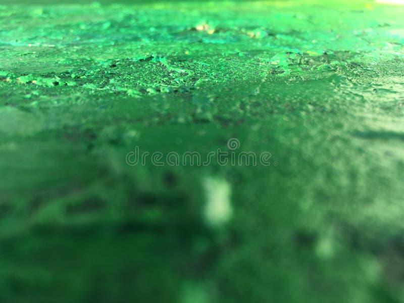 Organicznie sprawy lata tło z zieloną wiosna obrazu teksturą obraz stock