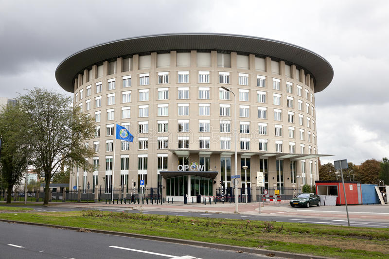 Download Organisation For The Prohibition Of Chemical Weapons Editorial Image - Image of building, headquarters: 35007240