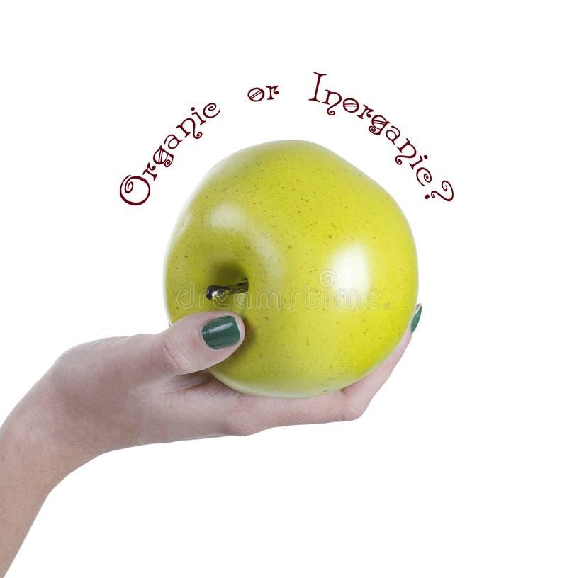 Anorganisch Organisch
