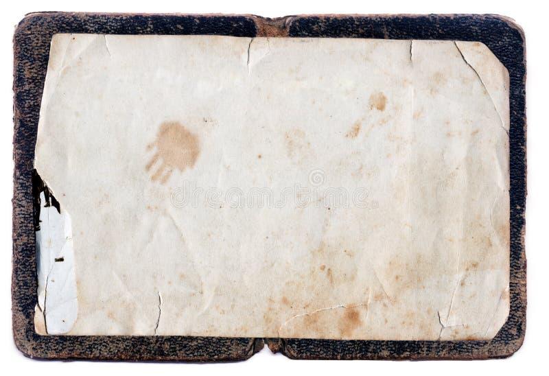 Organisch Frame Grunge - Hoge resolutie stock fotografie