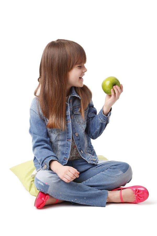 Organische Frucht ist das Beste stockfotos