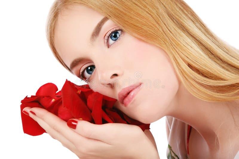 Organische skincare royalty-vrije stock fotografie