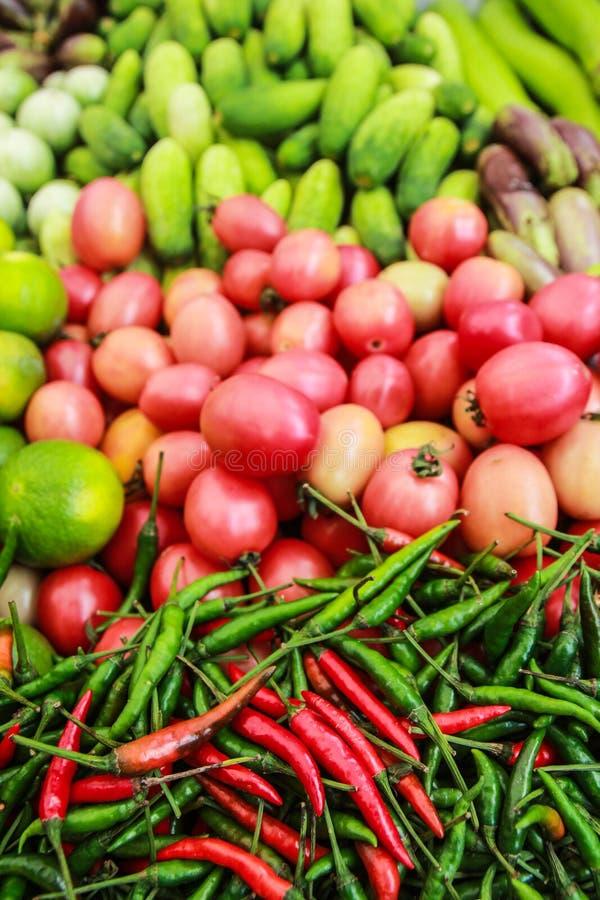 Organische Spaanse peper royalty-vrije stock foto
