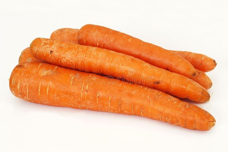 Organische wortelen stock afbeeldingen