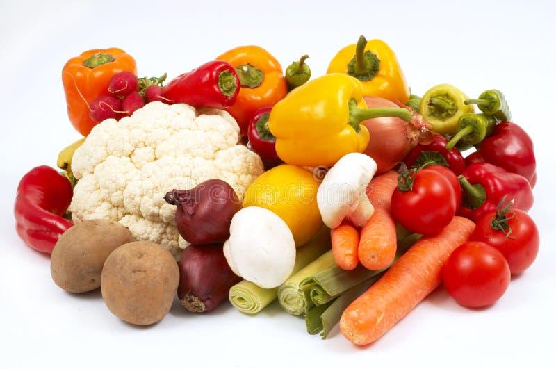 Organisches Gemüse stockfotos