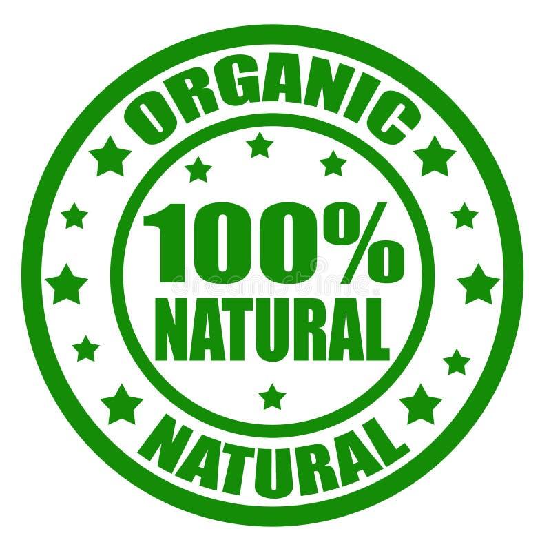 Organisches natürliches lizenzfreies stockfoto