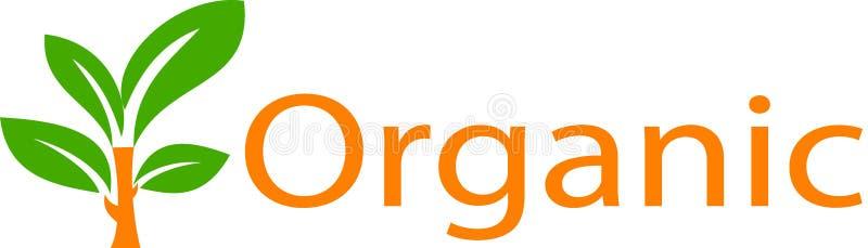 Download Organisk bildlogo och mall stock illustrationer. Illustration av brand - 106833625