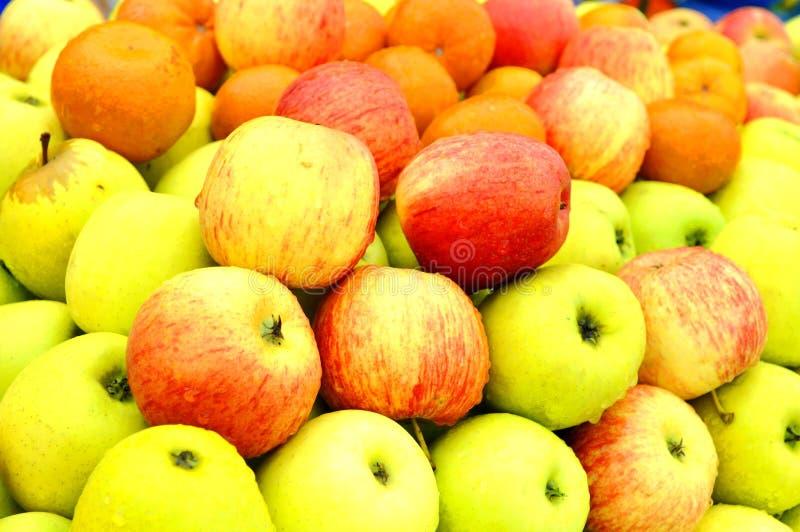 Organisk frukt fotografering för bildbyråer