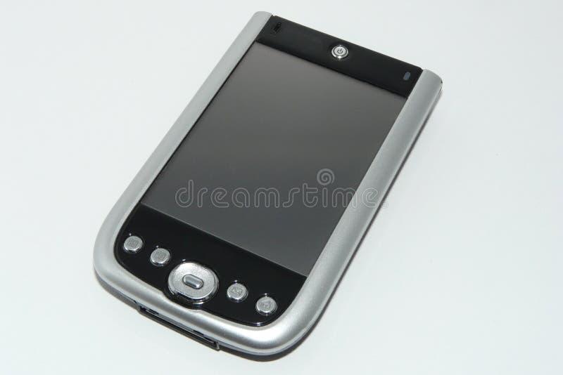 Organizador de PDA foto de archivo libre de regalías