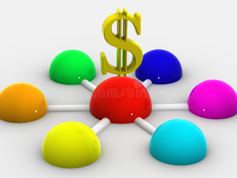 Download Organization With Diversity. Stock Photos - Image: 2324393
