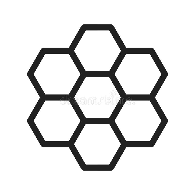 Organizational Structure. Organizational, chart, structure icon vector image. Can also be used for community. Suitable for web apps, mobile apps and print media stock illustration