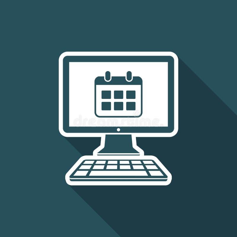 Agenda Alert App Application Appointment Business Button