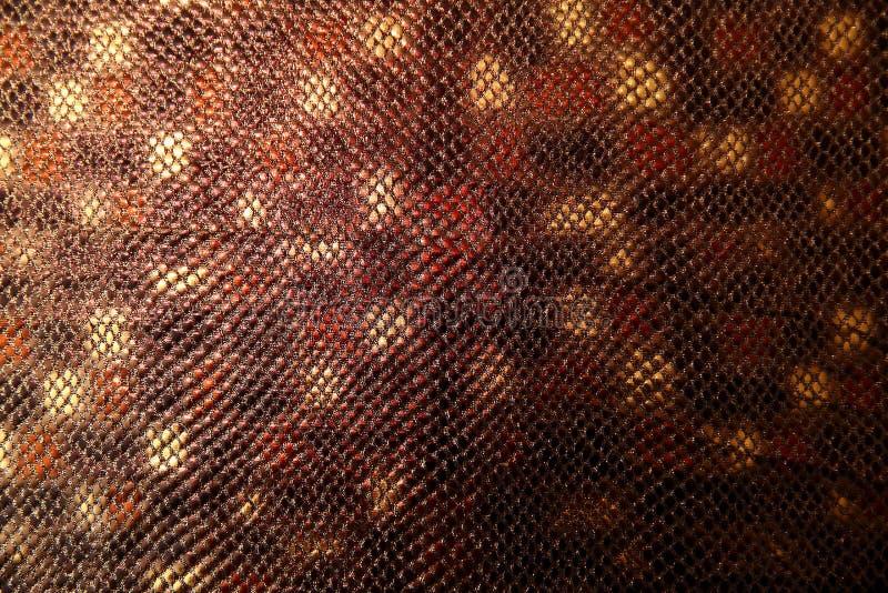 Organtyna сияющий материал который материал соответствующий для обмундирований которые предположены, что подчеркивают состояние и стоковые изображения rf