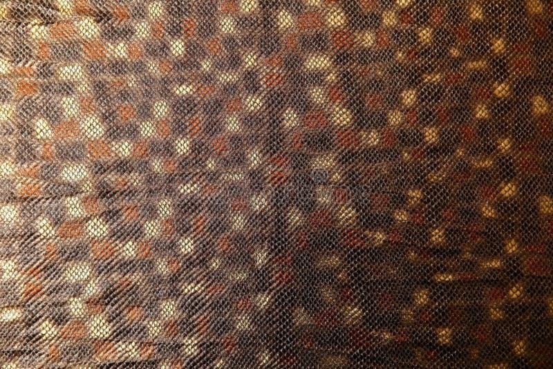Organtyna сияющий материал который материал соответствующий для обмундирований которые предположены, что подчеркивают состояние и стоковая фотография