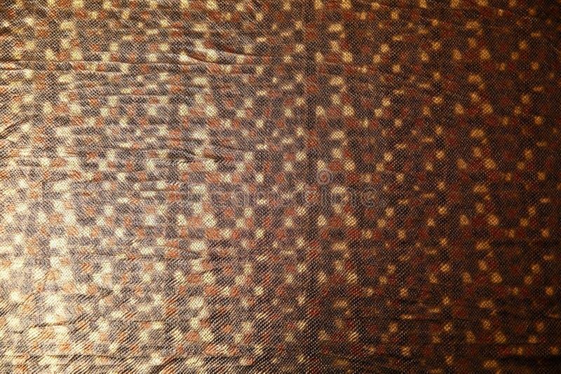 Organtyna сияющий материал который материал соответствующий для обмундирований которые предположены, что подчеркивают состояние и стоковое фото