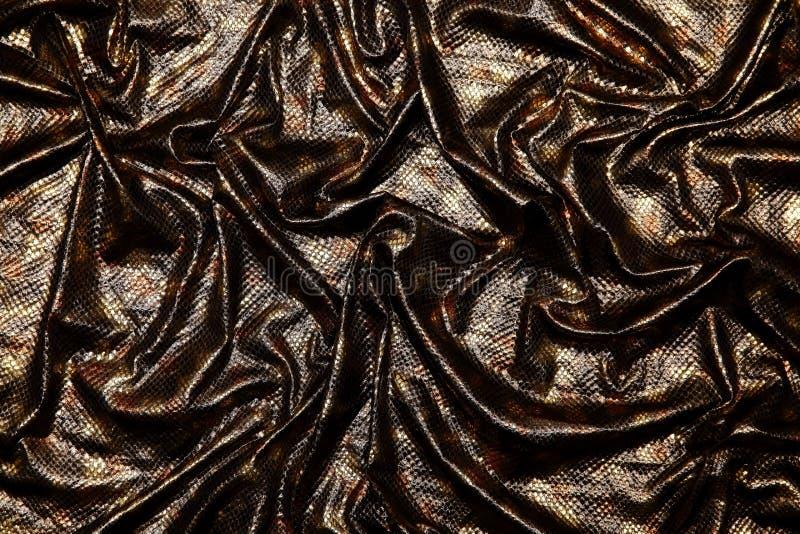 Organtyna сияющий материал который материал соответствующий для обмундирований которые предположены, что подчеркивают состояние и стоковая фотография rf