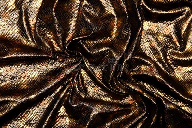 Organtyna сияющий материал который материал соответствующий для обмундирований которые предположены, что подчеркивают состояние и стоковое изображение rf