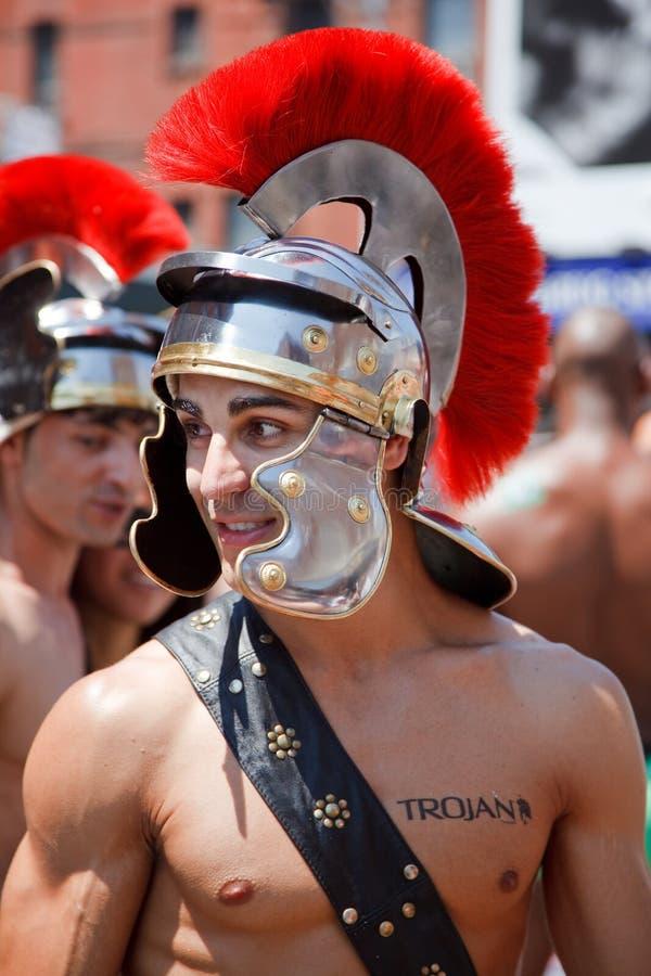 Orgulho 2009 imagem de stock royalty free