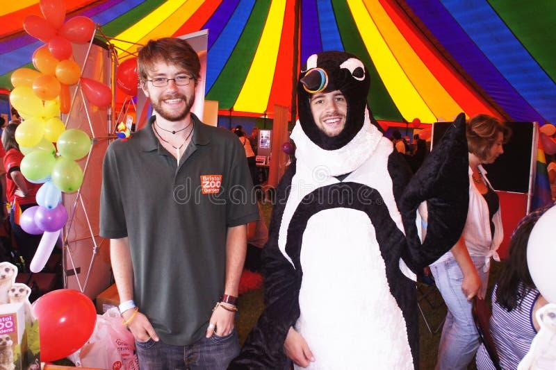 Orgulho Alegre 2011 De Bristol Imagem de Stock Editorial