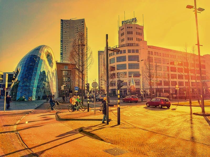 Orgulho de Eindhoven fotografia de stock royalty free